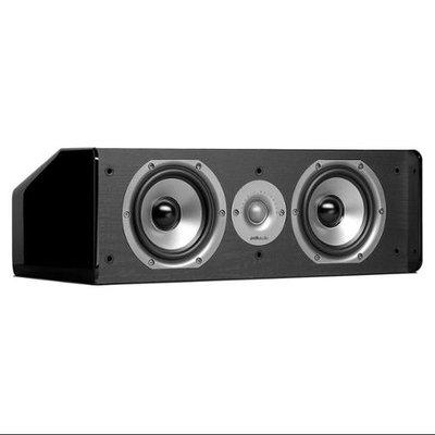 Polk Audio CS10 TSi Series Black High Performance Center Channel Speaker