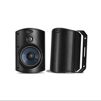 Polk Audio Atrium4 All-Weather Outdoor Loudspeaker - Pair Black