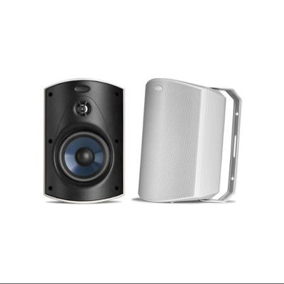 Polk Audio Atrium5 All-Weather Outdoor Loudspeaker - Pair White