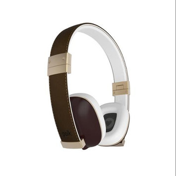 Polk Audio Hinge On-Ear Headphones - Brown