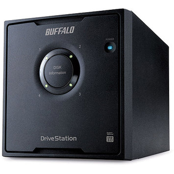 Buffalo Technology HD-QH8TU3R5 Drivestation Quad 8TB USB 3