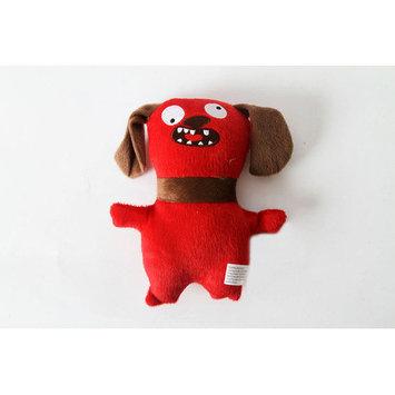 Dei Lucky Dog Plush Ugly Dog Toy