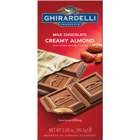Ghirardelli Choc Ghirardelli Milk Chocolate Creamy Almond