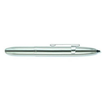 Fisher Space Pen Co. Fisher Space Pens Chrome Bullet Pen with Stylus and Clip