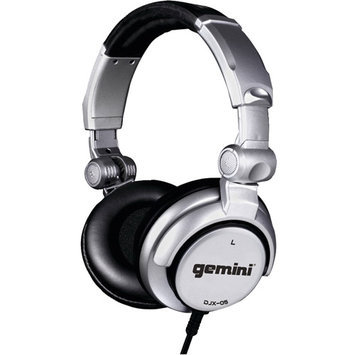 Gemini Djx-05 Professional Dj Headphones, Over Ear