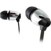 Bell'o International BELLO INTERNATIONAL LLC BDH440CHR In-Ear Stereo Headphones - Chrome and Matte Black