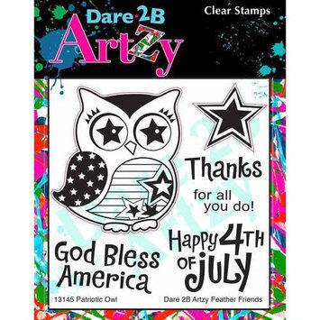 Dare 2B Artzy Clear Stamps 4