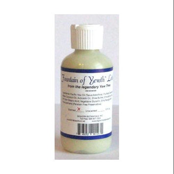 Fountain of Youth Yew Tip Bighorn Botanicals 5 fl oz Lotion