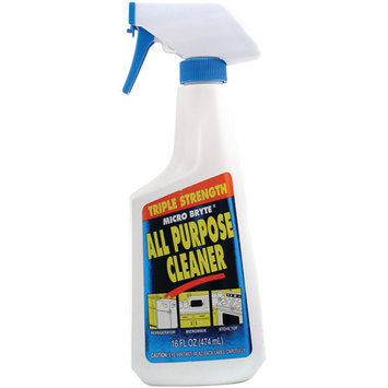 Petra Micro Bryte All Purpose Cleaner Bottle - Spray - 16oz - Generic 31216-6 (312166)