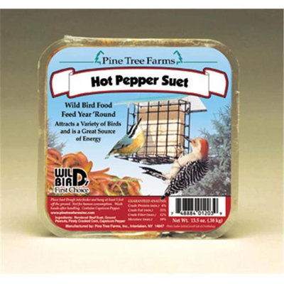 Pine Tree Farms PTF1203 Hot Pepper Suet Cake