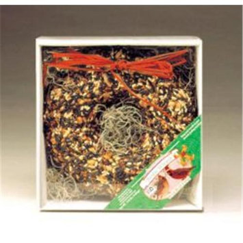 Pine Tree Farms Hanging Birdie Wreath 2.25 Pounds - 01351