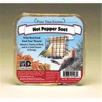 Pine Tree Farms Inc Hot Pepper Never Melt Suet Cake (Set of 12)