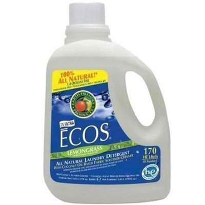 Earth Friendly Products 170 oz. Lemongrass Scented Liquid Laundry Detergent 937302