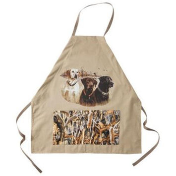 3 Great Hunting Dogs Grilling Apron