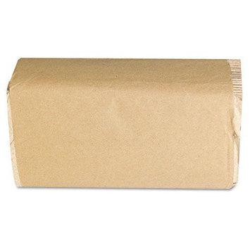 Myob GEN1507 - GEN Singlefold Paper Towels; 9 x 9 9/20; Kraft; 250/Pack