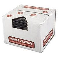 Jaguar Plastics Repro Low-Density Trash Can Liners