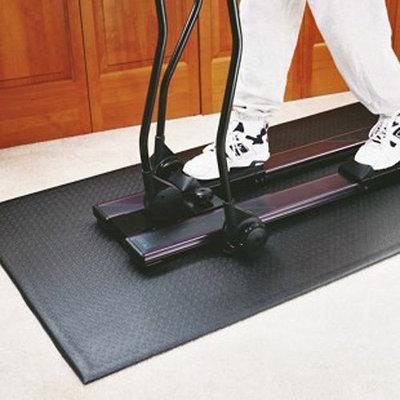 SuperMats Super Home Treadmill Mat