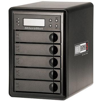 MicroNet RAIDBank5 RB5-DISKLESS DAS Hard Drive Array