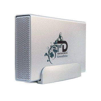Micronet Technology GD3000QU3 3TB Fantom Drives Quad USB 3.0 Ext Esata Firewire400 800 Aluminum