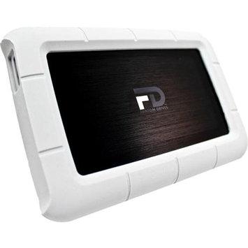 Micronet Technology Fantom Drives G-force3 Robusk Mini 500GB USB 3.0 Metal Portable Shock-resistant Hard Drive - USB 3.0 - Portable - Black (frm500)