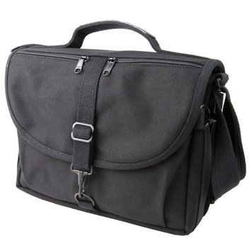 Domke F-803 Camera Satchel Bag, Canvas, Black.