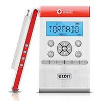 ETON American Red Cross ZoneGuard Weather Radio ARCZG100W