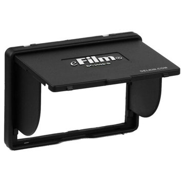 Delkin Universal Pop-Up Shade 2.5 inch Black
