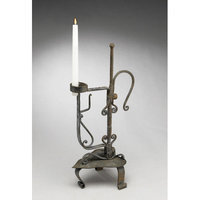 AA Importing Metal Candlestick