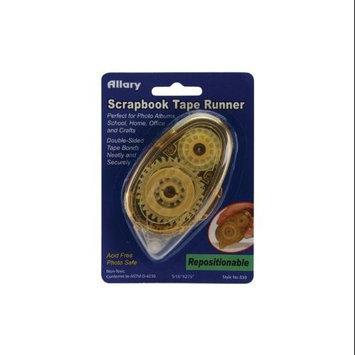 Allary Corporation 838 Repositionable Scrapbook Tape Runner