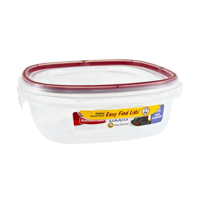 Rubbermaid Lock-its Easy Find Lids - 9 Cups