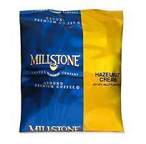 Folgers Millstone Hazelnut Cream Portion Pack Coffee - 24 ct. - 1.75 oz. each