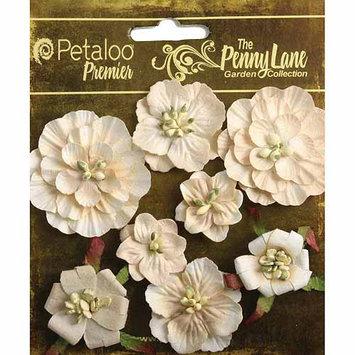 Regal Imports, Inc. Penny Lane Mixed Blossoms 8/Pkg Antique Peach