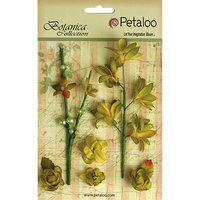 Petaloo P1100-104 Botanica Floral Ephemera -Teal