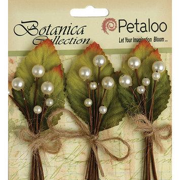 Petaloo Spring Berry Clusters 3/Pkg-Pink