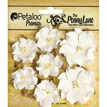 Petaloo Penny Lane Mini Wild Roses 7/Pkg-Soft Lavender