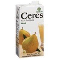 Ceres Pear Juice -Pack of 12