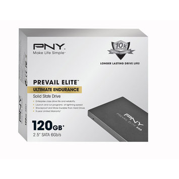 Pny Technologies, Inc. PNY Prevail Elite 120GB Solid State Drive