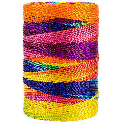 Iris Nylon Thread Size 18 197yd-Copper Spice