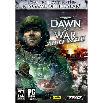 THQ Warhammer 40,000: Dawn of War: Winter Assault - Action/Adventure Game - PC
