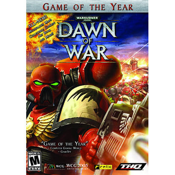 THQ Warhammer 40,000: Dawn of War - Action/Adventure Game - PC