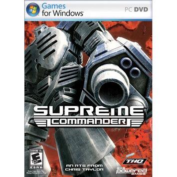 Thq, Inc. Focus Multimedia Supreme Commander [windows Xp/vista] (supremecomnd)