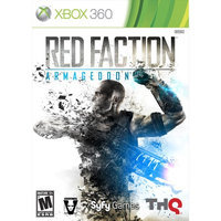THQ Red Faction Armageddon - Action/Adventure Game Retail - Xbox 360