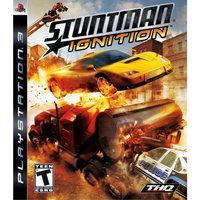 Thq, Inc. Stuntman: Ignition (PS3)