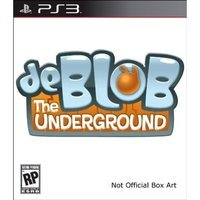 THQ de Blob 2 - Action/Adventure Game Retail - PlayStation 3