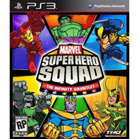 Thq Software THQ Marvel Super Hero Squad: The Infinity Gauntlet