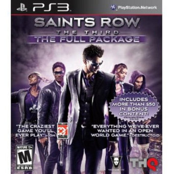 Thq Software Saints Row: The Third - The Full Package Playstation3 Game THQ
