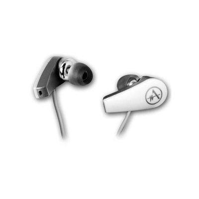 Andrea SB205W Superbeam Earset Stereo - White