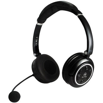 Andrea Electronics Corporation Andrea Electronics - WNC-1500 - Wireless Stereo Headset with Noise Cance