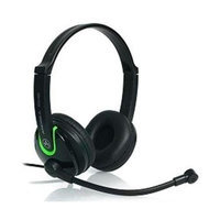 Andrea Electronics Edu-255 Stereo Headset w/ In-line Volume Control