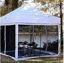 King Canopy Explorer Bug Screen Room 10' x 10'